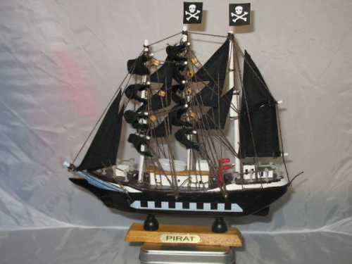 Piraten - Schiff